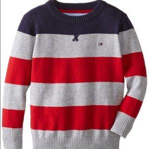 Boy's Hilfiger Sweater NWOT